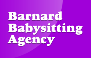 Barnard Babysitting Agency