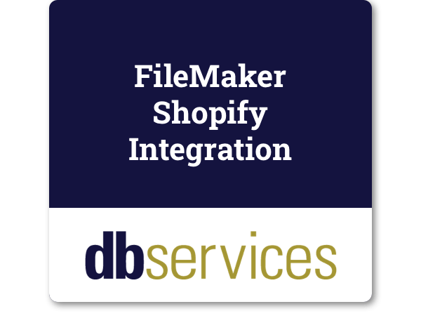 FileMaker Shopify Integration