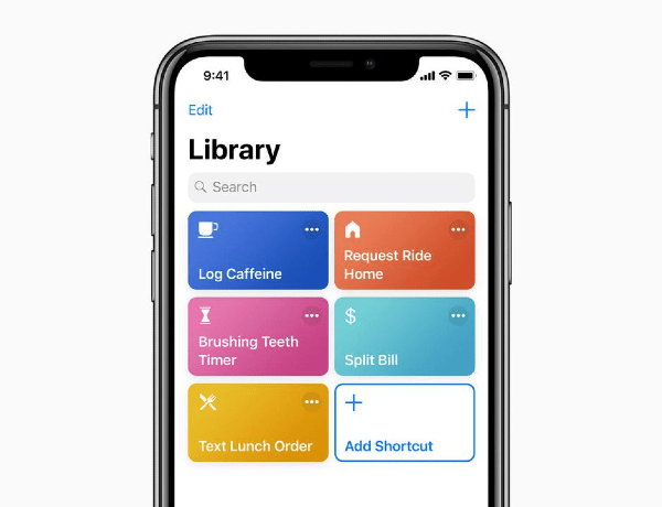 Siri Shortcuts in FileMaker Go