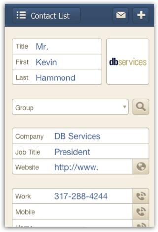 FileMaker Go Starter Solutions