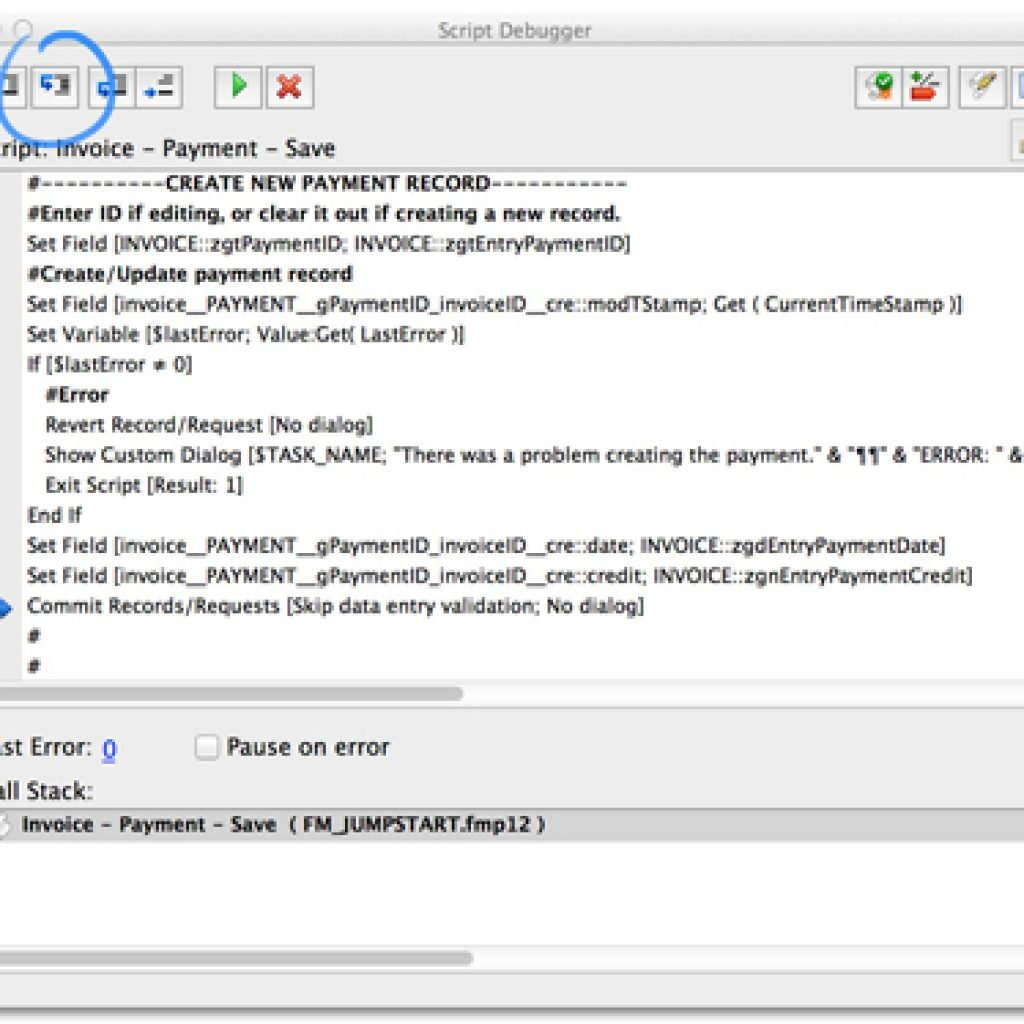 FileMaker Scripting Best Practices and Conventions   DB Services
