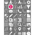 filemaker button icons