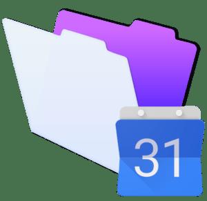 FileMaker Google Calendar Logos