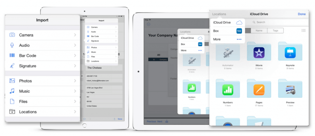FileMaker App Extensions Overview