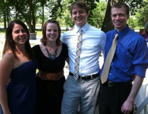 Eric Church Family