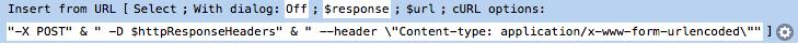 filemaker insert from url script step