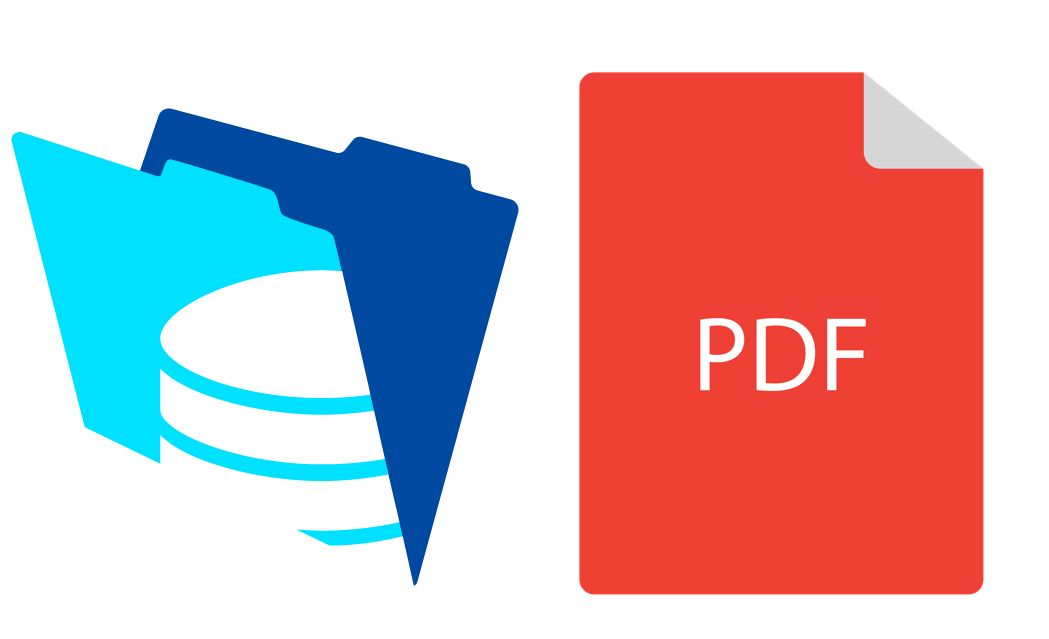 FileMaker PDF from Server