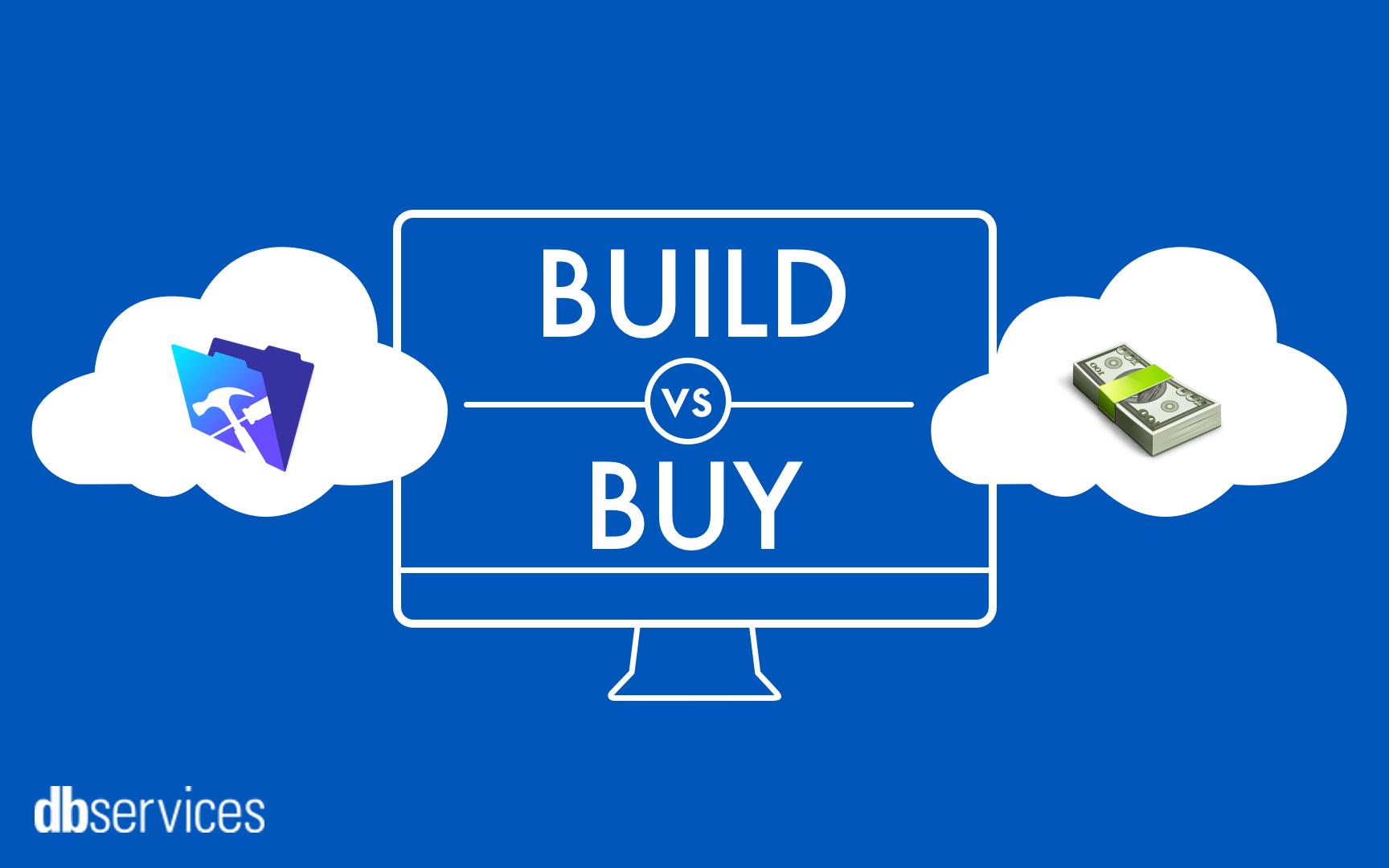 FileMaker Build vs Buy