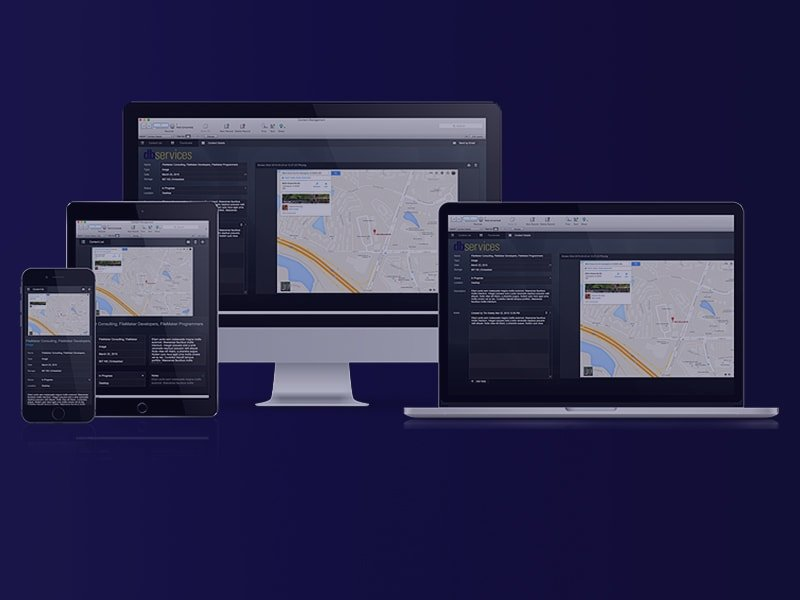 filemaker development mobile