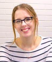 Sarah Gaskin Headshot