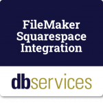 filemaker squarespace integration