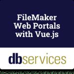 filemaker web portals with vue.js